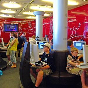 Интернет-кафе Грязовца