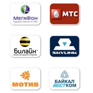 Операторы сотовой связи Грязовца