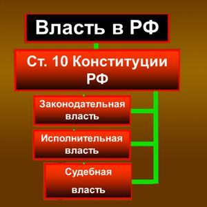 Органы власти Грязовца