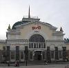 Железнодорожные вокзалы в Грязовце