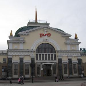 Железнодорожные вокзалы Грязовца